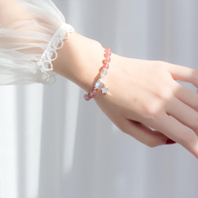 Cách làm vòng tay bằng dây bạc đơn giản mà đẹp